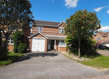Thumbnail 4 bedroom detached house for sale in Raleigh Drive, Victoria Dock, Hull