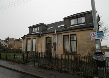 Thumbnail 1 bed flat for sale in Knapdale Street, Lambhill, Glasgow