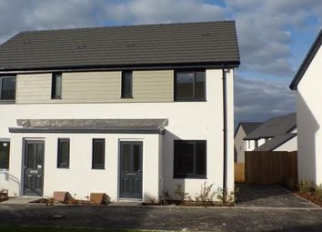3 bed semi-detached house for sale in Saltram Meadow, Plymstock, Plymouth PL9