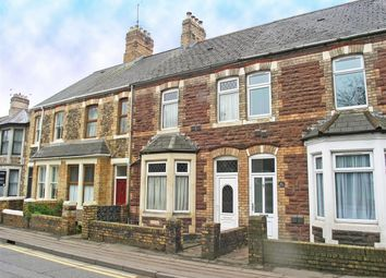 Thumbnail 2 bed terraced house for sale in The Mount, Cardiff Road, Llandaff, Cardiff