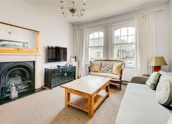 Thumbnail 3 bed flat to rent in Avonmore Road, London