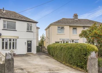 Thumbnail 4 bed semi-detached house for sale in Plymstock, Devon
