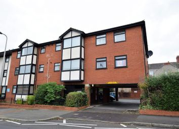 Thumbnail 2 bed flat for sale in David Davies House, Wyndham Street, Barry