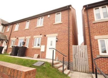 Thumbnail 2 bed end terrace house for sale in Uppermoor, Leeds