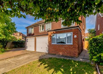 Thumbnail 4 bed semi-detached house to rent in Kenley Close, Bexley