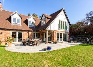 Heather Lane, West Chiltington, Pulborough, West Sussex RH20. 4 bed detached house for sale