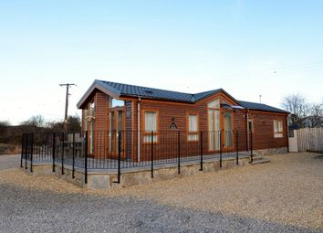 Thumbnail 2 bed mobile/park home for sale in 12A Sunnyside Lodge, Lochmanor Lodge Park, Dunning