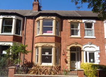 Thumbnail 3 bed terraced house for sale in Marlborough Avenue, Princes Avenue, Hull