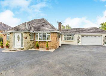 Thumbnail 3 bed bungalow for sale in Eaves Lane, Bucknall, Stoke-On-Trent