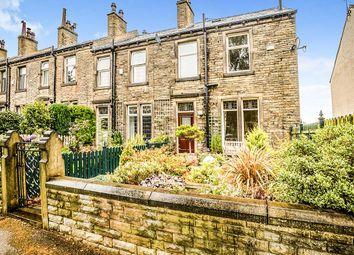Thumbnail 3 bed end terrace house for sale in Elmfield Road, Birkby, Huddersfield