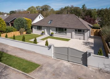 Thumbnail 3 bed detached bungalow for sale in Manor Park, Great Barrow, Chester