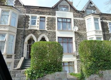 Thumbnail 1 bed flat to rent in Stacey Road, Roath, Cardiff