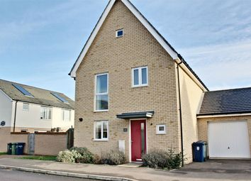 Thumbnail 4 bed detached house for sale in Spitfire Road, Upper Cambourne, Cambourne, Cambridge