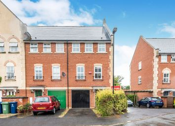 Thumbnail 3 bed end terrace house for sale in Bennett Crescent, Cowley, Oxford