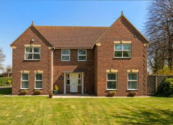 Thumbnail 5 bed detached house for sale in Paddock Green, Spalding, Lincolnshire