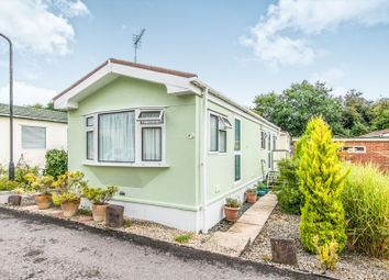 Thumbnail 1 bedroom mobile/park home for sale in Avondale Park, Colden Common, Winchester