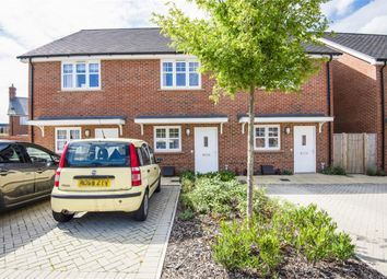 Thumbnail 2 bed terraced house for sale in Emerald Avenue, Fleet, Hampshire