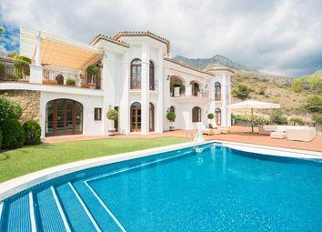 Thumbnail 7 bed detached house for sale in Calle Sierra Blanca, Marbella, Málaga, Spain