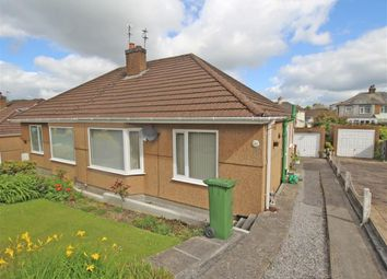 Thumbnail 1 bedroom semi-detached bungalow for sale in Grainge Road, Plymouth, Devon