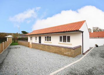 Thumbnail 2 bed bungalow for sale in Stable Cottage, The Paddock, Barmston