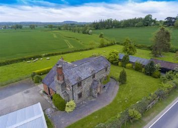 Thumbnail 4 bed detached house for sale in Alberbury, Shrewsbury