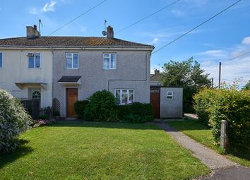 Thumbnail 3 bed semi-detached house for sale in Liddiards Green, Ogbourne St George, Wiltshire