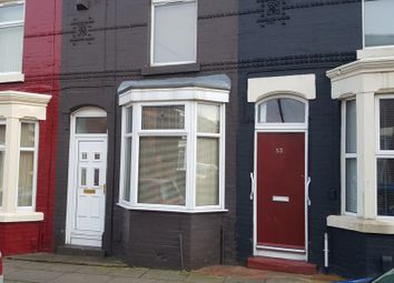 Thumbnail 2 bedroom terraced house for sale in Hanwell Street, Liverpool