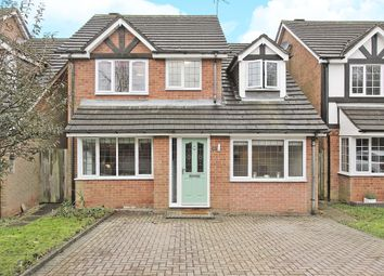 Thumbnail 4 bed detached house for sale in Inglewood Drive, Basingstoke