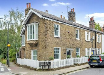 Thumbnail 4 bedroom end terrace house for sale in Squires Mount, Hampstead Village