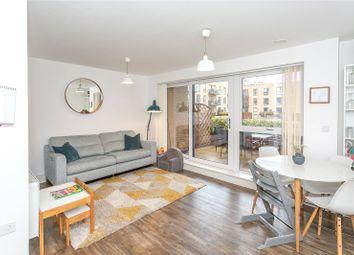 Thumbnail 2 bed flat for sale in Longman House, The Embankment, Nash Mills Wharf, Hemel Hempstead