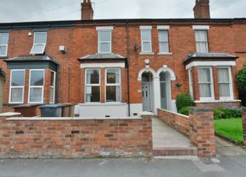 Thumbnail 4 bed terraced house for sale in West Parade, Lincoln