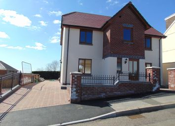 Thumbnail 4 bed detached house for sale in School Road, Pwll, Llanelli