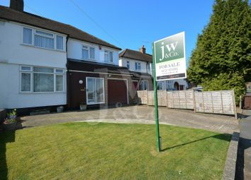 Thumbnail 5 bed semi-detached house for sale in Mayflower Road, Park Street, St.Albans