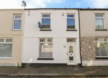 Thumbnail 3 bed terraced house for sale in Cromwell Street, Merthyr Tydfil
