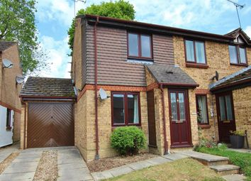 Thumbnail 2 bed end terrace house for sale in Dover Close, Southwater, Horsham