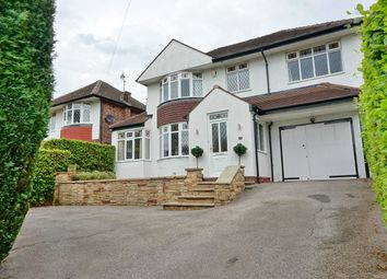 Thumbnail 5 bedroom detached house for sale in Twentywell Lane, Sheffield