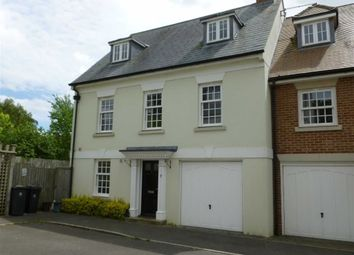 Thumbnail 4 bed town house for sale in Fairfield Heights, Sherborne