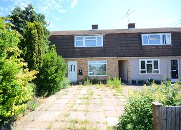 Thumbnail 3 bed terraced house for sale in Drovers Way, Woodley, Reading