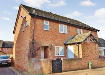 Thumbnail 2 bed end terrace house for sale in Swafield Street, Norwich