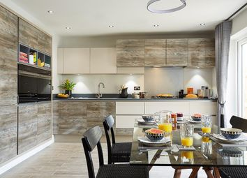 "Thumbnail 4 bed detached house for sale in ""The Rosebury"" at Skinner Street, Creswell, Worksop"