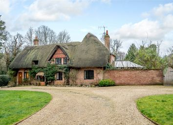 Thumbnail 4 bed detached house for sale in Enborne, Newbury, Berkshire