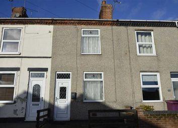Thumbnail 2 bedroom terraced house for sale in Haddon Street, Tibshelf, Alfreton