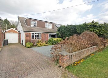 Thumbnail 4 bed semi-detached bungalow for sale in Willow Walk, Meopham, Gravesend