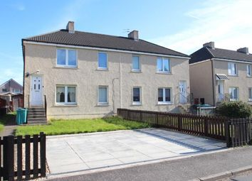 Thumbnail 2 bed flat for sale in Abbotsford Road, Wishaw, North Lanarkshire