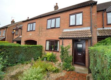 Thumbnail 4 bed terraced house for sale in Greenwood Close, Main Street, Staxton, Scarborough