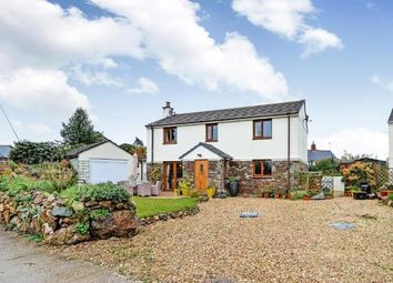 Thumbnail 4 bed detached house for sale in St. Columb, Cornwall, England