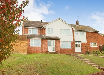Thumbnail 4 bed semi-detached house for sale in Garden Wood Road, East Grinstead, West Sussex