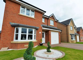 Thumbnail 4 bed detached house for sale in Grayling Road, New Stevenston, Motherwell