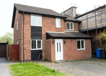 Thumbnail 4 bed detached house for sale in The Grange, Old Windsor, Windsor, Berkshire