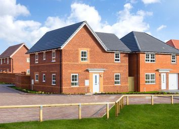 """Thumbnail 4 bedroom detached house for sale in """"Alderney"""" at Wheatley Hall Road, Doncaster"""